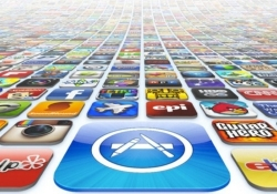 Apple's App Store records around half a billion sales in the first week of 2015