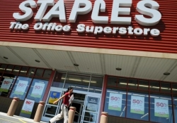 Staples to buy office supplies rival Office Depot in deal valued at $6.3 billion