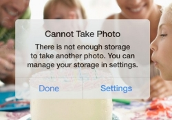 Apple doubles the maximum allowed size of iOS apps, 16GB of storage suddenly much less appealing