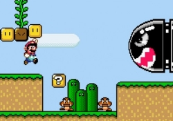 How does Mario's kangaroo-like jumping abilities hold up against science?