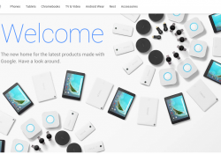 Google moves hardware sales to dedicated Google Store