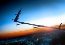 Facebook shows off drone it'll use to bring Internet to the rest of the world