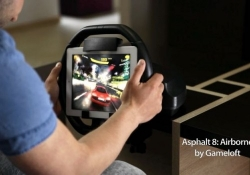 This is the iPad gaming accessory that serious racing / driving fans need