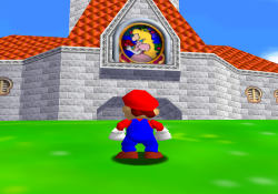 Take a step back in time with this browser-based Super Mario 64 recreation
