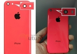 Apple iPhone 6c shows up in leaked images