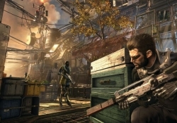 Deus Ex: Mankind Divided screenshots are here, coming to PC and consoles