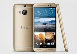 HTC launches the upgraded One M9+ in China