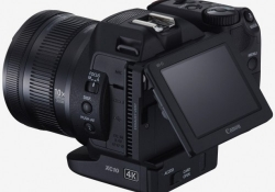 Canon XC10 camcorder shoots 4K video, 12MP images on a budget