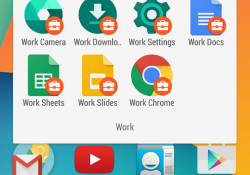Android for Work is no longer Lollipop-only, standalone app shows up on Google Play