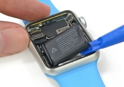 iFixit tears down the Apple Watch, finds tightly-packed internals
