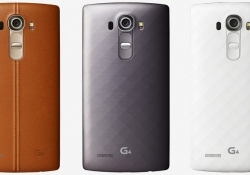 LG unveils flagship G4 smartphone with 5.5-inch QHD display, Snapdragon 808 SoC, 16-megapixel camera