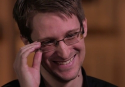 John Oliver's hilarious interview with Edward Snowden on surveillance and dick pics