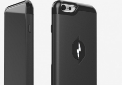 Nikola Labs' iPhone 6 case harvests electricity from the air