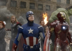 Avengers: Infinity War will be filmed entirely on IMAX cameras