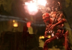 Here's a quick look at gameplay footage from the 'Doom' reboot