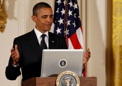 Obama sets world record for fastest time to 1 million Twitter followers