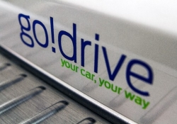 Ford expands pay-per-minute car sharing service in London, rebrands as GoDrive