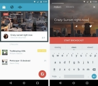 Periscope live-streaming app now available on Android
