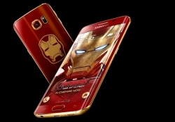 Samsung releases awesome Galaxy S6 Edge Iron Man Limited Editon
