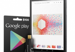 The Google Gadget Giveaway: Win a Nexus 9, Chromecast, and $100 Google Play card