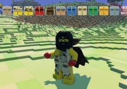 Minecraft-like building game 'Lego Worlds' hits Steam Early Access