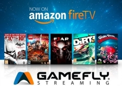 GameFly partners with Amazon on new streaming service