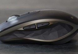 Logitech's most advanced portable mouse ever borrows heavily from the MX Master