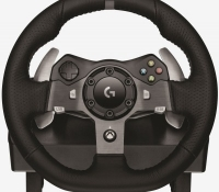 Logitech's new G-series racing wheels are compatible with next-gen consoles and PC