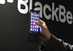 BlackBerry registers AndroidSecured.com, leads to Android device speculation [Update: Not]