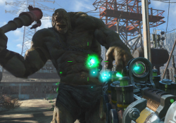 Fallout 4 is coming out in November, watch the gameplay trailer