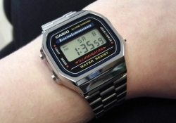 Casio's first smartwatch set for 2016 release