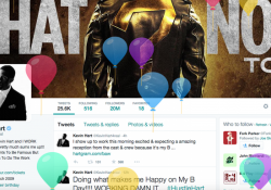 Twitter wants to sell your birth date, gives you balloons as thank you