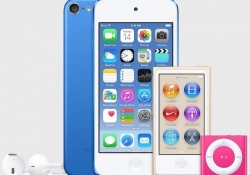 Apple to revamp iPod line this week with new colors and 64-bit iPod Touch