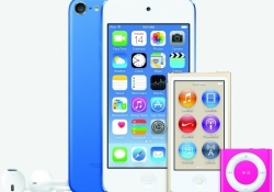 Apple's iPod touch refresh brings it in line with the iPhone 6