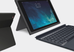 Logitech's first Logi products are drop-proof iPad cases