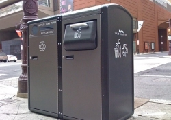 Waste management company plans to turn NYC trash cans into Wi-Fi hotspots