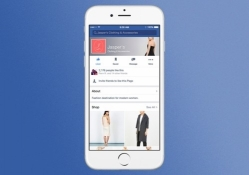 Facebook testing online shops integrated into business pages