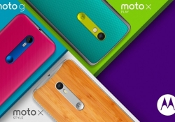 Motorola introduces a trio of new smartphones covering all price points