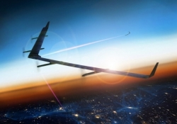 Facebook will try to solve the Internet access gap with a huge, unmanned flying drone