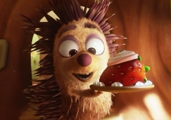Oculus attempts to lure Hollywood with Henry the hedgehog