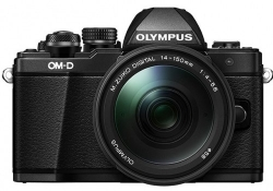 Olympus unveils the OM-D E-M10 Mark II micro four thirds camera with 5-axis stabilization