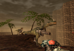 Night Dive Studios is remastering cult classic Turok: Dinosaur Hunter series for PC
