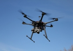 North Dakota becomes first US state to legalize weapons on police drones