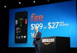 Amazon reportedly lays off staff and scales back hardware development in wake of Fire Phone flop