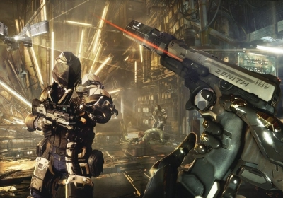 Square Enix offers Deus Ex: Mankind Divided customers a way to 'augment' their pre-orders