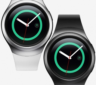 Samsung unveils the Gear S2 and S2 Classic, its first round smartwatches
