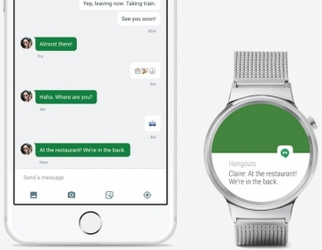 Android Wear for iOS gives iPhone users a number of additional smartwatch options