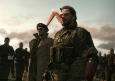 I've played 30 hours of Metal Gear Solid V: The Phantom Pain and it's friggin' great