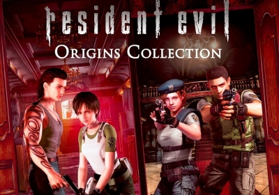 Capcom announces Resident Evil Origins Collection