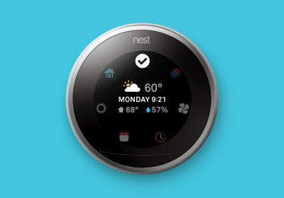 Nest thermostat refresh includes larger display, slimmer profile, furnace monitoring and more